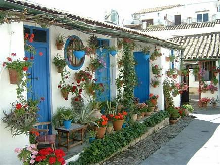 Vinar s news el parten n - Fachadas de casas rusticas andaluzas ...